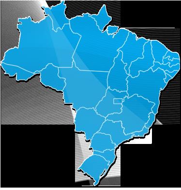 Mapa Representantes Brasil